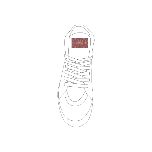 16:6 Juny Private Brand Tag on Shoes Tongue  (5cm X 3cm)