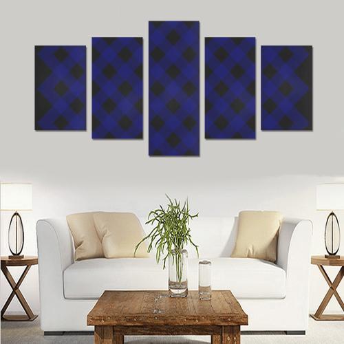 zappwaits design Canvas Print Sets C (No Frame)