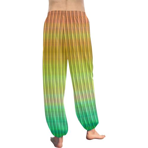 template 01 Women's All Over Print Harem Pants (Model L18)