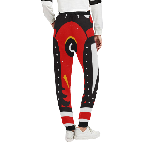 tribal ethnic Women's All Over Print Sweatpants (Model L11)