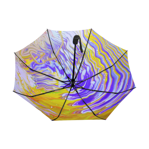june baby. Anti-UV Auto-Foldable Umbrella (Underside Printing) (U06)