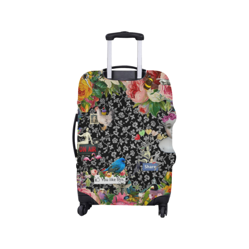 "One Kiss Luggage Cover/Small 18""-21"""