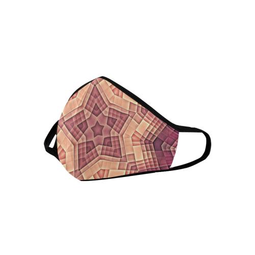 tetris 4 Mouth Mask