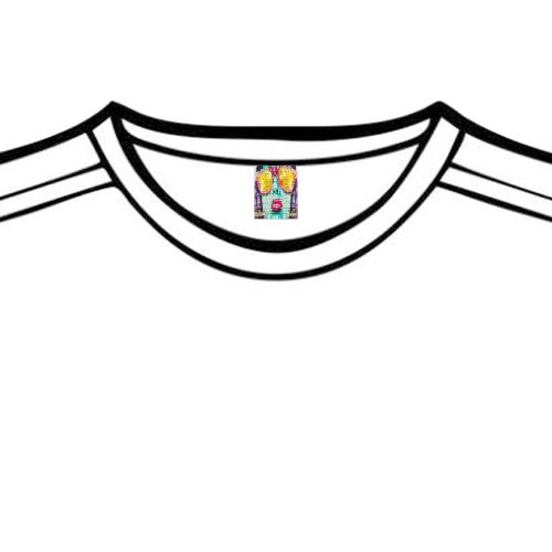 logo flipstylez designs Private Brand Tag on Tops (4cm X 5cm)