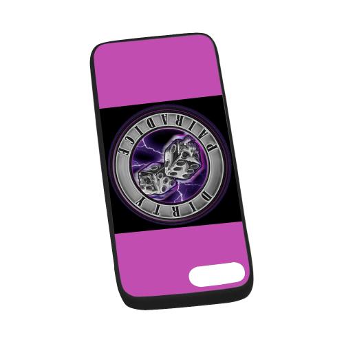 "dp Phone Case Rubber Case for iPhone 7 plus (5.5"")"