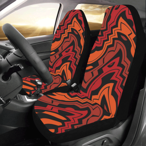 Heat Wave Car Seat Covers (Set of 2)