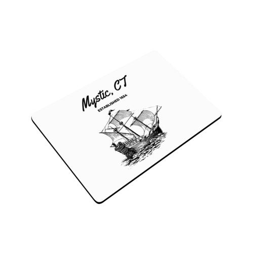 "Mystic, CT Doormat 24""x16"""