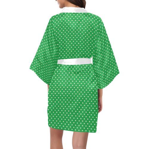 polkadots20160637 Kimono Robe