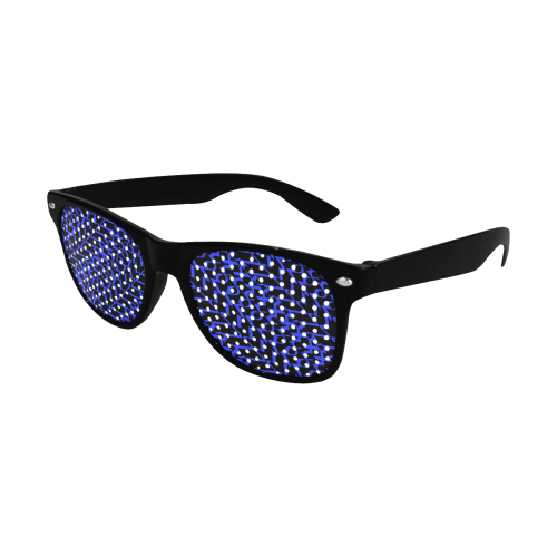 NUMBERS COLLECTION 1234567 ROYAL Custom Goggles (Perforated Lenses)