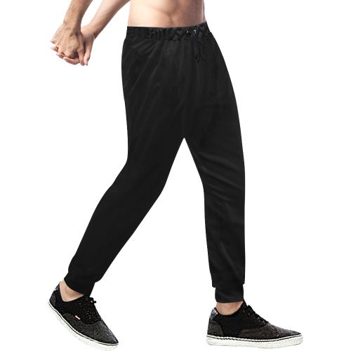 Jonte Sweats Men's All Over Print Sweatpants (Model L11)