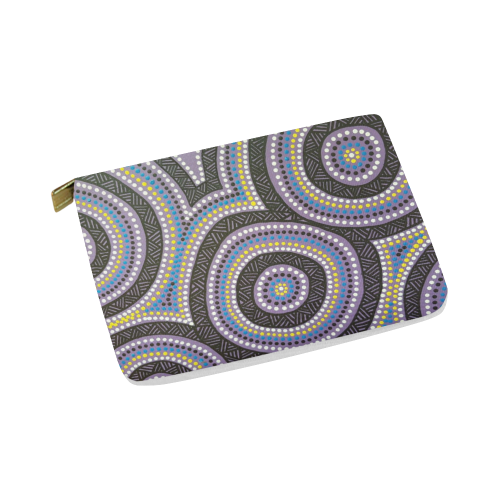 """Out"" Carry-All Pouch 8''x 6''"