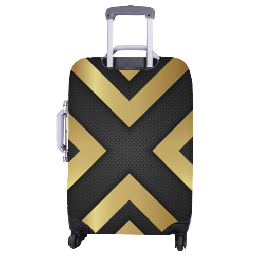 "golden X Luggage Cover/Large 26""-28"""