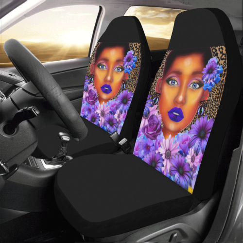 MzJackson Car Seat Covers (Set of 2)