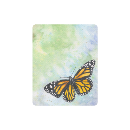 Monarch butterfly Rectangle Mousepad