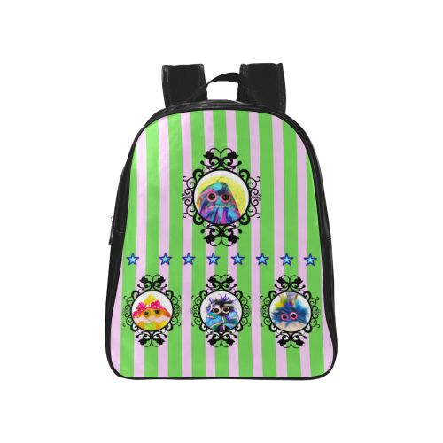 Formation3 School Backpack (Model 1601)(Medium)