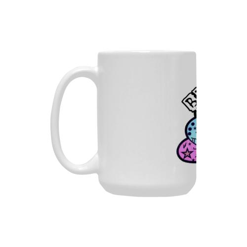Nicoji Popart by Nico Bielow Custom Ceramic Mug (15OZ)