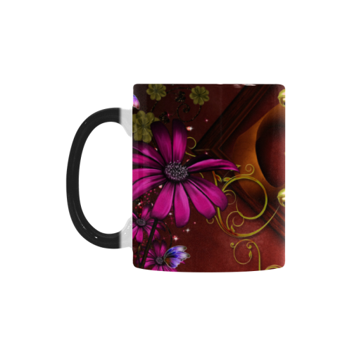 Wonderful venetian mask Custom Morphing Mug (11oz)