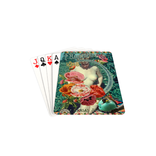 "Poppy Playing Cards 2.5""x3.5"""
