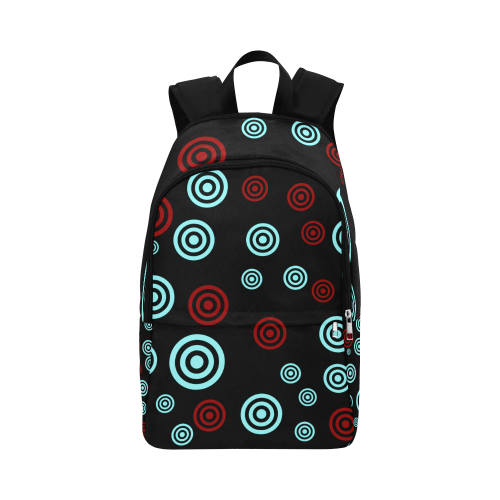 zappwaits-retro 02 Fabric Backpack for Adult (Model 1659)