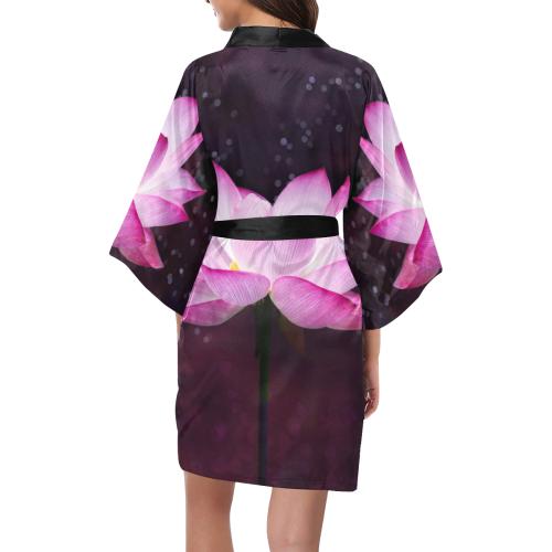 magical lotus Kimono Robe