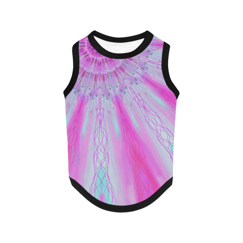 glidan6 All Over Print Pet Tank Top