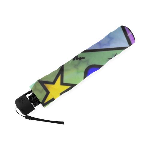 Dunwoody by Nico Bielow Foldable Umbrella (Model U01)