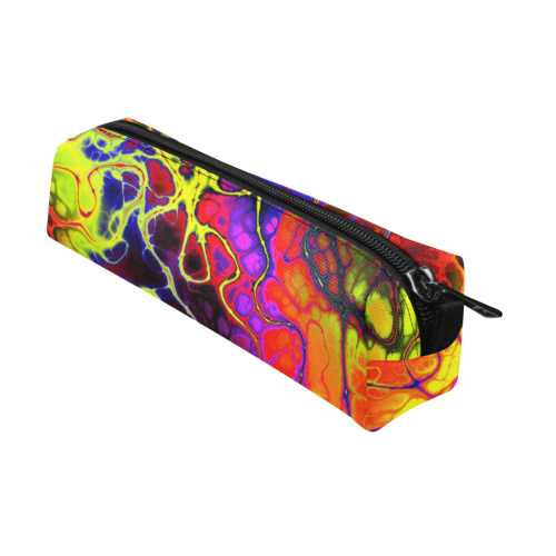 awesome fractal 35C by JamColors Pencil Pouch/Small (Model 1681)