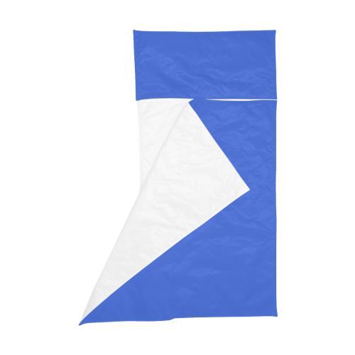 color royal blue Kids' Sleeping Bag