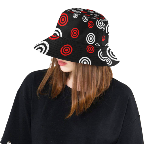 California All Over Print Bucket Hat