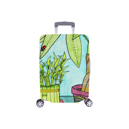 """Luck & Fortune Luggage Cover/Small 18""""-21"""""""