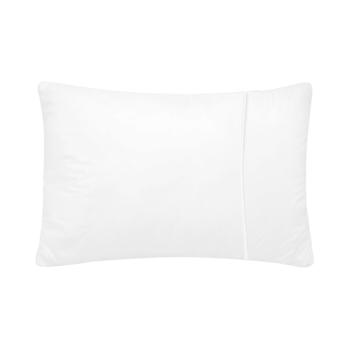 """Rainy Day Frog Custom Pillow Case 20""""x 30"""" (One Side) (Set of 2)"""