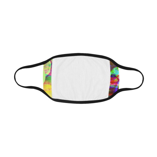 Eclectic fashion - Stay safe - glitch Mouth Mask