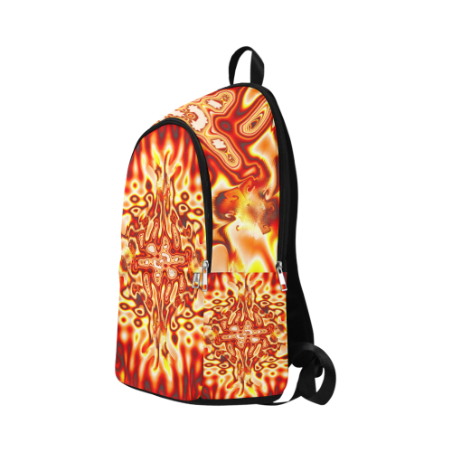Infected Fabric Backpack for Adult (Model 1659)