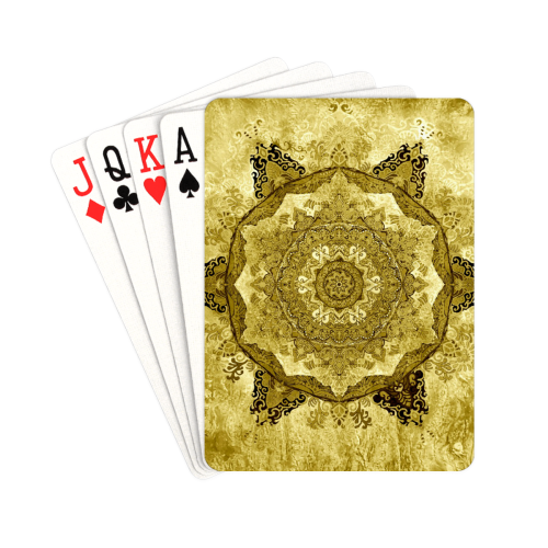 """india 12 Playing Cards 2.5""""x3.5"""""""