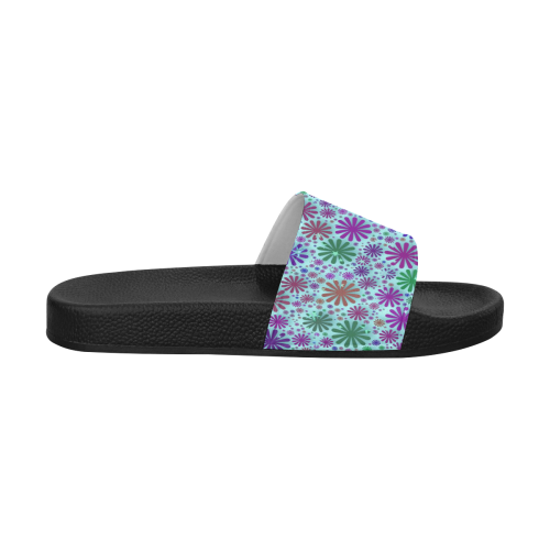 lovely shapes 3B by JamColors Women's Slide Sandals (Model 057)