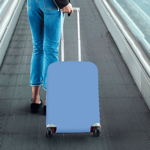"""Little Boy Blue Luggage Cover/Small 18""""-21"""""""