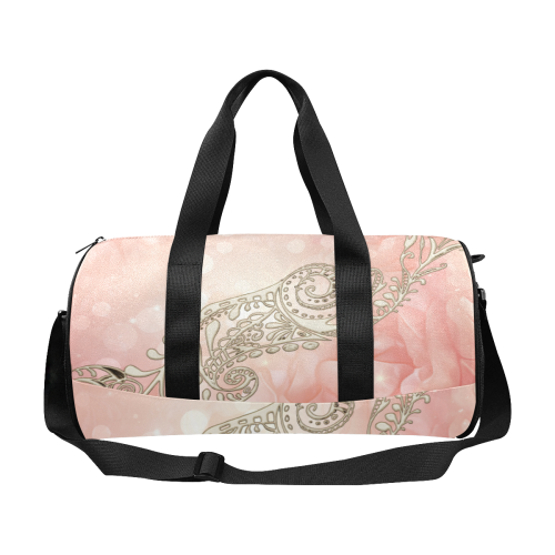 Wonderful flowers Duffle Bag (Model 1679)