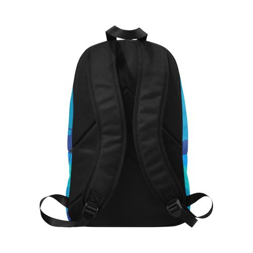 Ocean Deep Fabric Backpack for Adult (Model 1659)