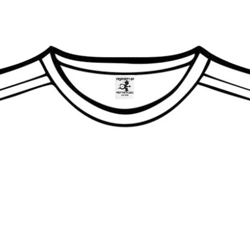copy Private Brand Tag on Tops (4cm X 5cm)