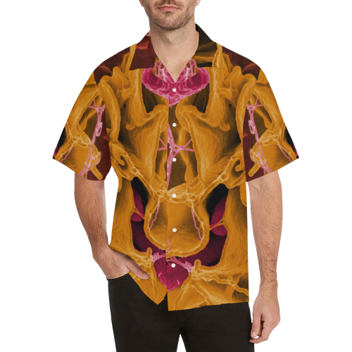 BACTERIA 3 Hawaiian Shirt (Model T58)