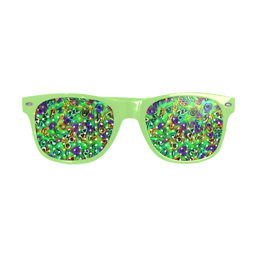 funky doodle  by JAMColors Custom Goggles (Perforated Lenses)