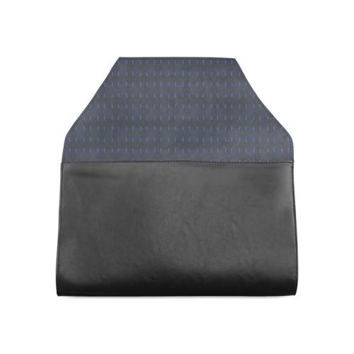 Mid Nite Blue Clutch Bag (Model 1630)