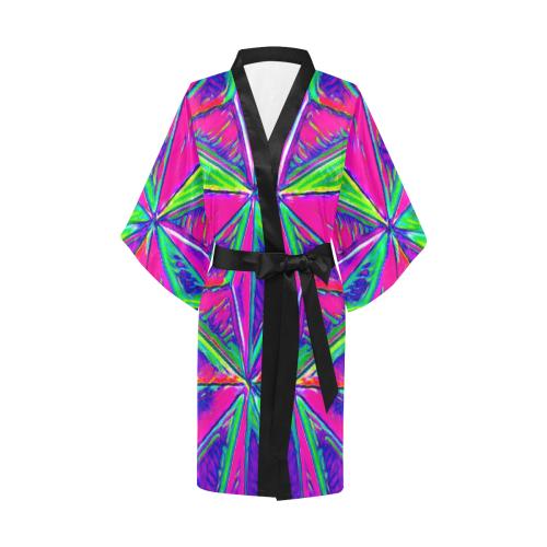 Vivid Life 1D  by JamColors Kimono Robe
