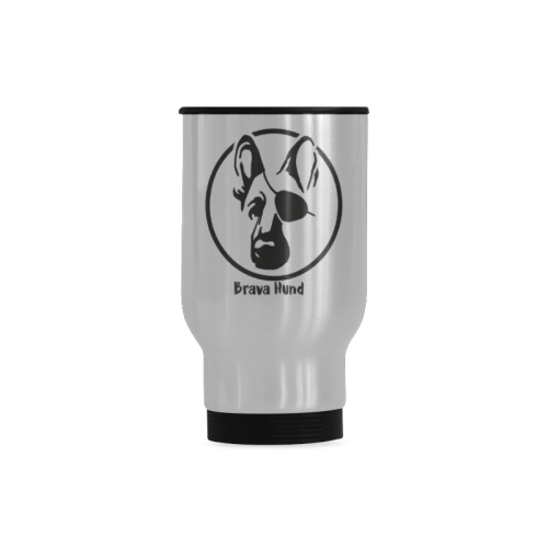 Pirate Dog Travel Mug  (14oz)