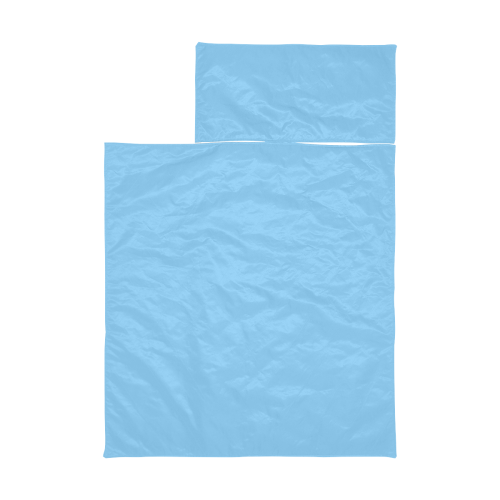 color light sky blue Kids' Sleeping Bag