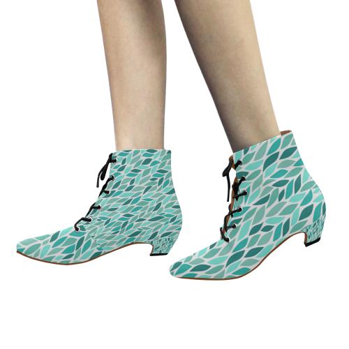Depositphotos_7008791_original Women's Pointed Toe Low Heel Booties (Model 052)