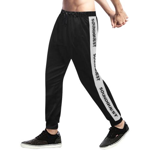 SoundQuest Spring 2020 Sweatpant - Men's All Over Print Sweatpants (Model L11)