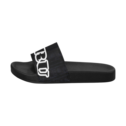 HIEROGLYH HERU HEAD Men's Slide Sandals (Model 057)