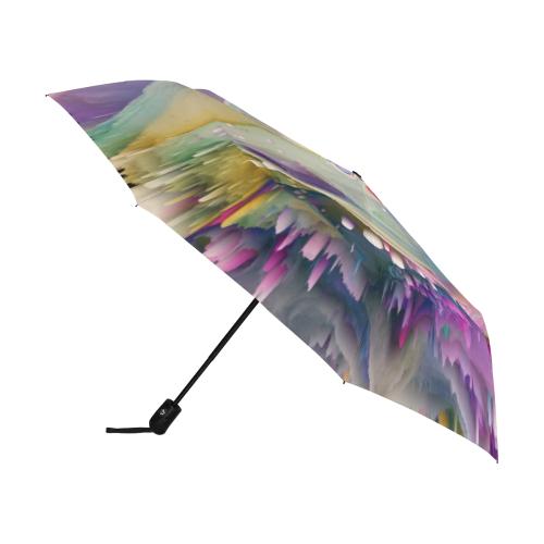 unicorn burst Anti-UV Auto-Foldable Umbrella (U09)