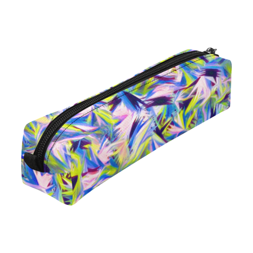 Modern abstract 21 D by JamColors Pencil Pouch/Small (Model 1681)